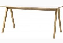 Schreibtisch - Pinie-Weiß Navarra-Eiche GM1241