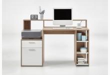 Schreibtisch Mod.F3006-001 Eiche Weiss