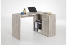 Winkel - Schreibtisch Mod.F360-001 Sandeiche