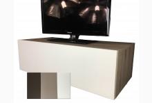 TV Ablage - Lowboard Sanremo Dunkelbraun TV686_W