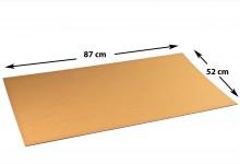 28x Kartonplatte 520 x 870 mm Palettenzwischenlage Wellpappe Restzuschnitt
