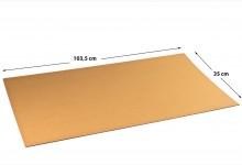 100x Kartonplatte 350 x 1035 mm Palettenzwischenlage Wellpappe Zuschnitt f Palette