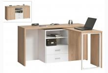 Minioffice integriertes Sideboard und Schreibtisch SO284