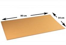50x Kartonplatte 80 x 54  cm Zwischenablage Wellpappe Zuschnitt für Paletten