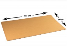 15x Kartonplatte 1130x800 mm Palettenzwischenlage Wellpappe Zuschnitt für Europalette