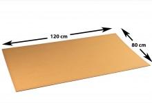 20x Kartonplatte 800 x 1200 mm Wellpappe Zuschnitt Bastelkarton