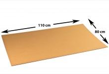 30x Kartonplatte 1100x800 mm Palettenzwischenlage Wellpappe Zuschnitt f Palette