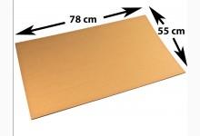 70x Kartonplatte 550x780 mm Palettenzwischenlage Wellpappe Zuschnitt f Palette