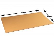 24x Kartonplatte 680 x 1200 mm Palettenzwischenlage Wellpappe Zuschnitt