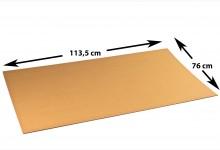 10x Kartonplatte 760 x 1135 mm extra verhärtet Palettenzwischenlage Wellpappe Zuschnitt für Europalette