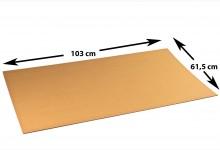 20x Kartonplatte 615 x 1030 mm Palettenzwischenlage Wellpappe Zuschnitt