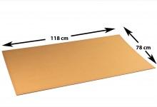 10x Kartonplatte 780x1180 mm Palettenzwischenlage Wellpappe Zuschnitt für Europalette
