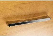 Metallgriff Möbelgriff Schubladengriff Türgriff Metall Chrom geschwungen Mod.G12