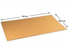 10x Kartonplatte 675 x 1450 mm Palettenzwischenlage Wellpappe Zuschnitt Bastelkarton