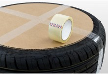 8x Runde Reifenpappe Reifenkarton Felgenkarton für 4 Felgen D59 cm