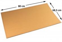25x Kartonplatte 685 x 800 mm Palettenzwischenlage Wellpappe Zuschnitt f Palette Bastellkarton