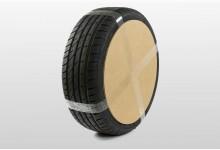 50x Runde Reifenpappe Reifenkarton Felgenkarton D49 - 50 cm