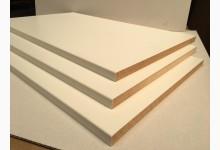 3er Set Einlegeboden - Zwischenboden - Holzzuschnitt 570 x 335 x 17 mm