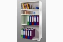 Wandregal  - Hängeregal - Regal - Bücherregal 70 cm breit Weiß R592