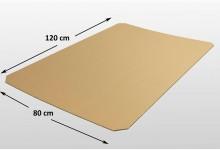 10x Kartonplatte 760x1180 mm Palettenzwischenlage Wellpappe Zuschnitt f Palette