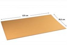 8x Kartonplatte 785 x 1250 mm extra verhärtet Palettenzwischenlage Wellpappe Zuschnitt f Palette