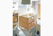 Babybett Mod.888600 Buche massiv