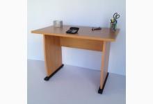 Schreibtisch Mod.T139_ESW Erle Schwarz
