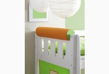 Nackenrolle Mod.880239 Orange - Grün