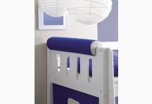 Nackenrolle Mod.880260 Blau - Weiss