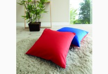 Kissen-Set Mod.880376 Blau - Rot