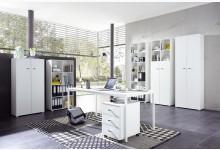 7tlg. Büro- & Arbeitszimmer Mod.GM785 Weiss