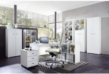 7tlg. Büro- & Arbeitszimmer Mod.GM786 Weiss