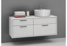 Waschtisch Mod.B019B Weiss
