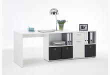 Schreibtisch Mod.F353-001 Weiß