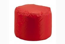 Kleiner Sitzsack Pouf Optilon Mod. 1100202 Rot