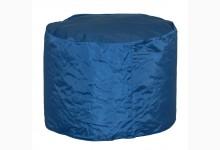 Kleiner Sitzsack Pouf Optilon Mod. 1100203 Blau