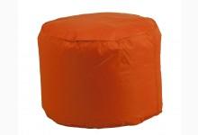 Kleiner Sitzsack Pouf Optilon Mod. 1100205 Orange