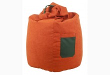 Sitzsack Pocket Mod. 1184205 Orange