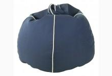 Sitzsack Dubai Genua-Lotos Mod. 1284230 Blau - Weiss