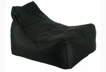 Sitzsack Lounge Chair Oxford Mod. 1382301 Schwarz