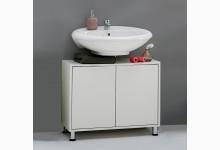 Waschbeckenunterschrank Mod.F925-004 Weiß