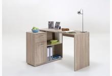 Winkel - Schreibtisch Mod.T155_E Eiche