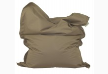 Outdoor-Sitzsack XXL Mod. OutdoorSittingBagMiami Beige