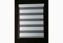 Fensterrollo 75er Weiss 75 x 150 cm