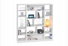 Raumteiler / Mehrzweckregal Mod.MJ169 Weiß