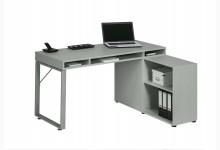 Schreibtisch / Computertisch Mod.MJ239 Platingrau