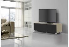 TV Lowboard Mod.MJ335 Sandglas - Schwarz