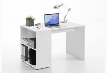 Schreibtisch Mod.F366-001 Weiß