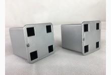 Kunststoff-Fuß Mod.G08 Kunststoff Grau