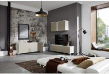 4-tlg. Wohnzimmer Set Mod.GM940